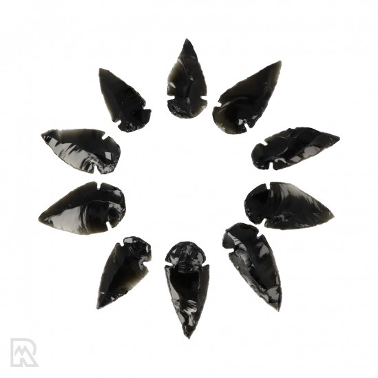 Obsidiaan Pijlpunt Hangers