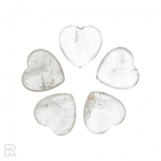 Bergkristal Hart ± 3 cm
