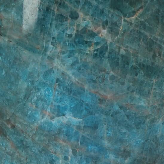 Blauwe Apatiet Sculpturen