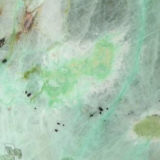 Groene Maansteen Sculpturen
