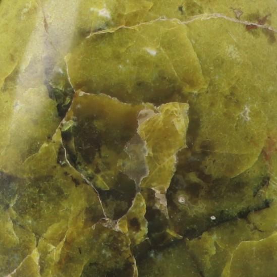 Groene Opaal Sculpturen