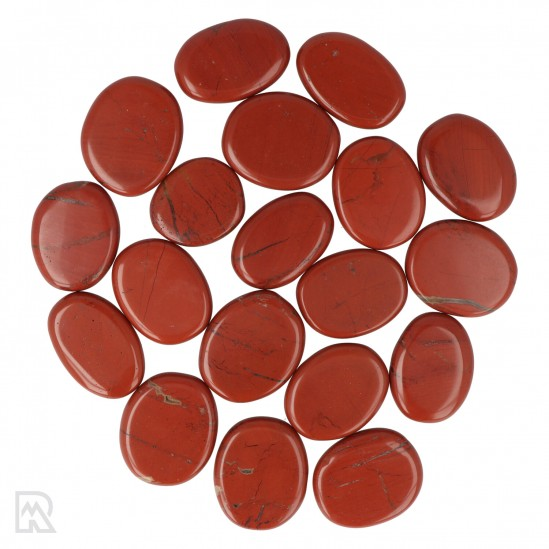Rode Jaspis Oplegstenen