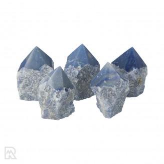 Blauwe Kwarts Geslepen Punten