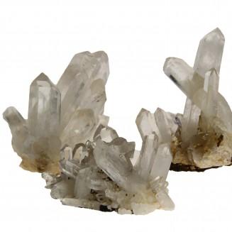 Bergkristal groepjes Madagaskar
