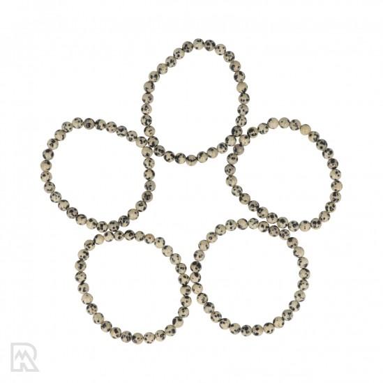 Dalmatiër Jaspis Armband