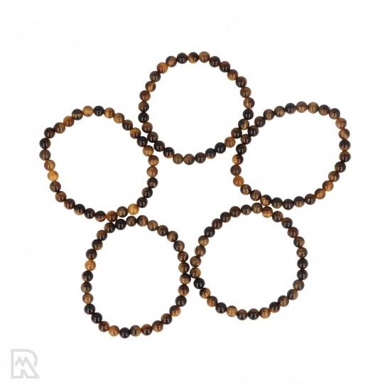 Tijgeroog Armband