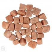 Roze Maansteen Trommelstenen