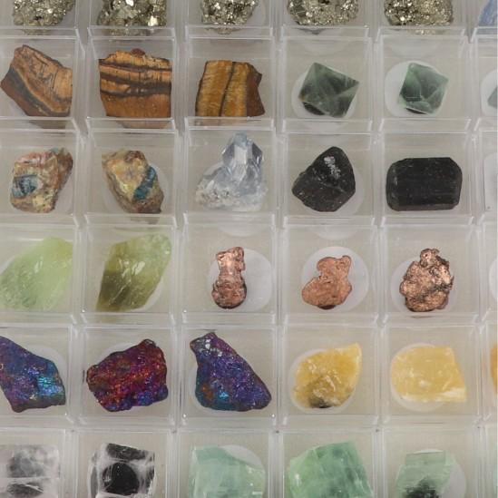 Mini Mix Doos met Mineralen