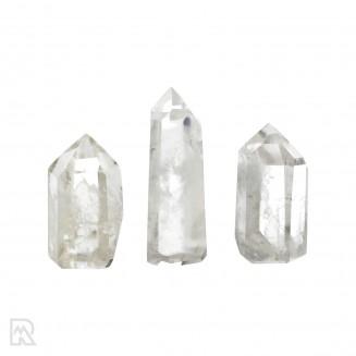 Bergkristal Gepolijste Punten Set